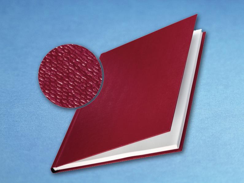 impressBIND Mappen Hard Cover, bordeauxrot