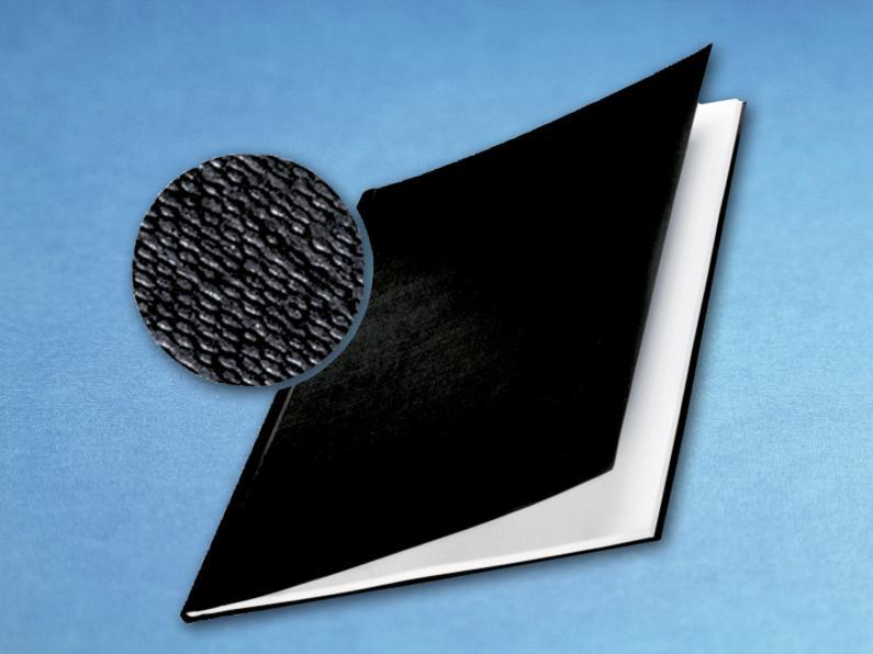 impressBIND Mappen Hard Cover, schwarz