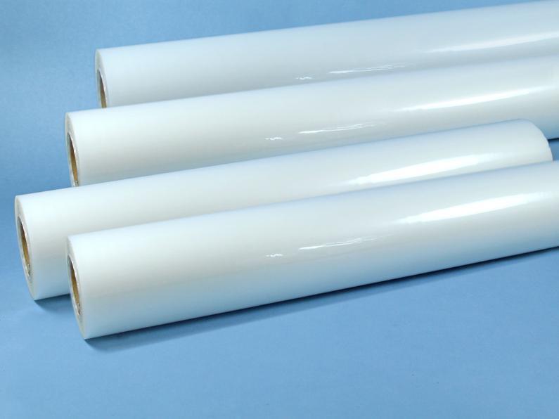 Perfex TR gloss, 125 micron,  77 mm Kern