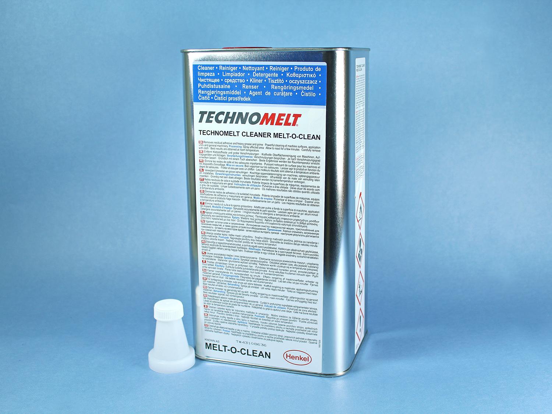 Walter & Mackh GmbH | Technomelt Cleaner Melt-O-Clean Kanister à 4,5 ...