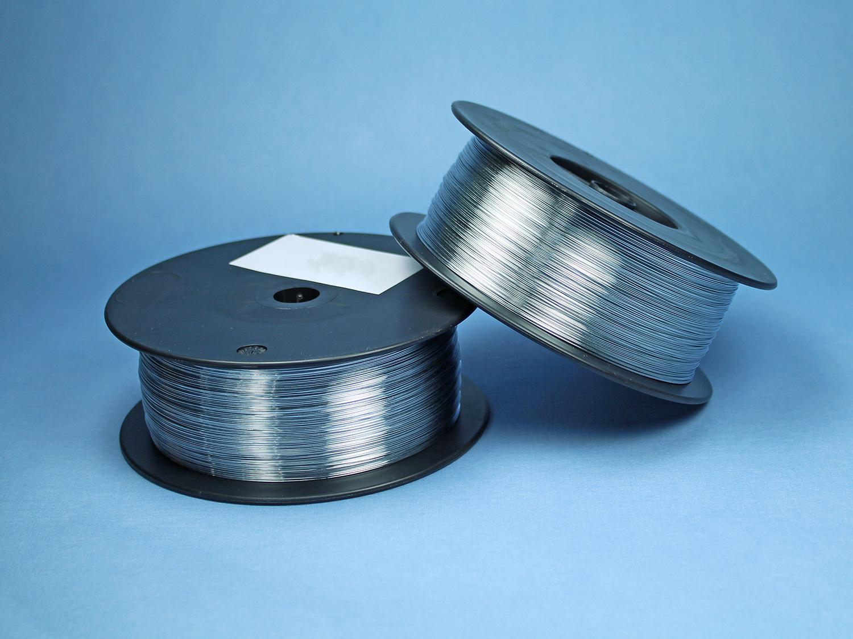Walter & Mackh GmbH | Rundheftdraht verzinkt (2 kg Spule) 26er = 0 ...