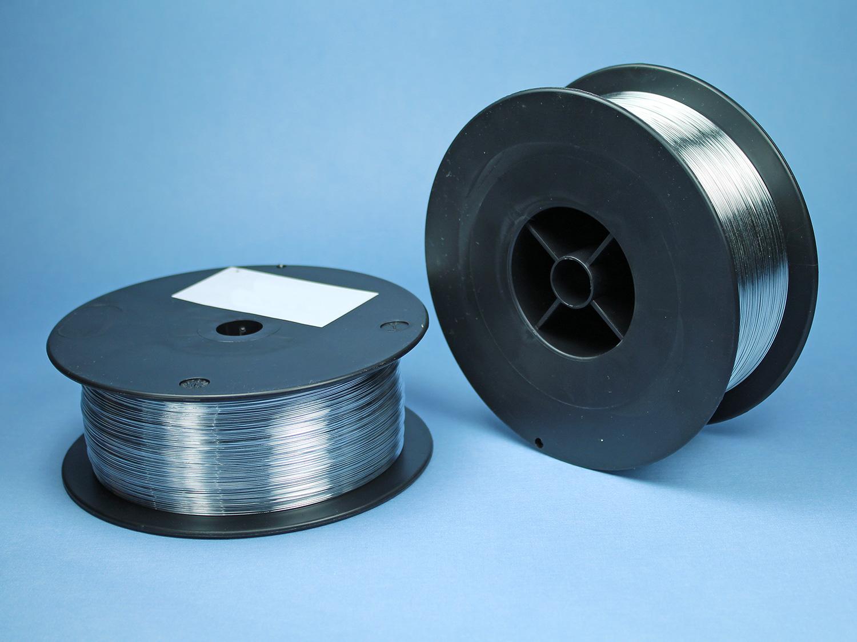 Walter & Mackh GmbH | Flachheftdraht verzinkt (2 kg Spule) II/24er ...
