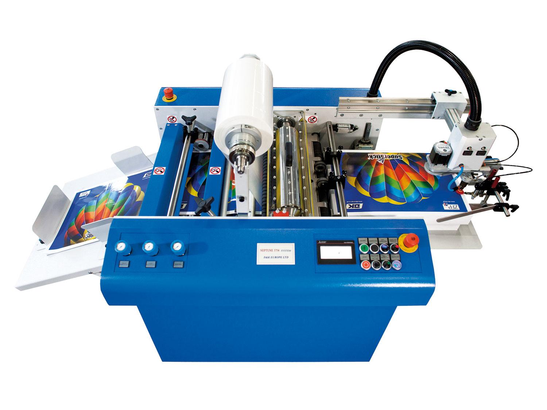 Walter & Mackh GmbH | AVD-Kaschiermaschine Neptune | online kaufen