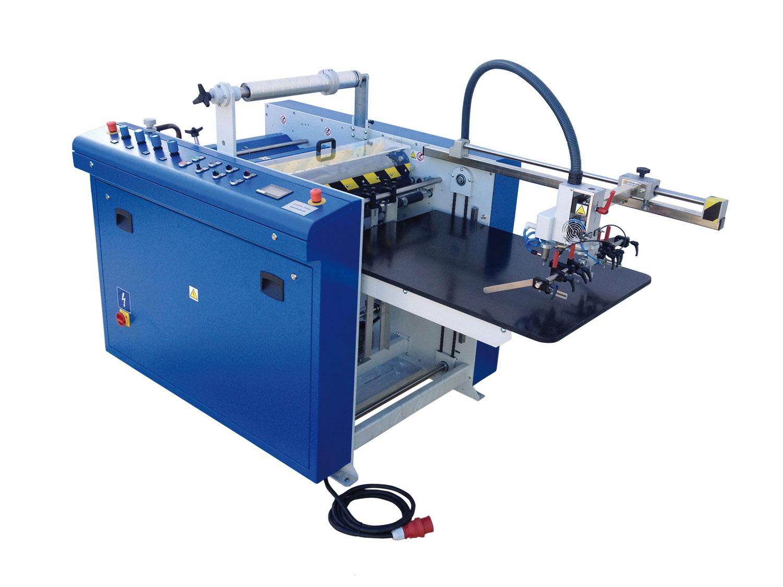 Walter & Mackh GmbH | AVD-Kaschiermaschine Europa Digital | online ...