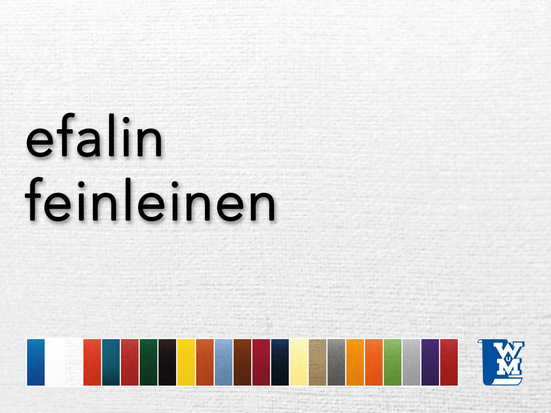 Walter & Mackh GmbH | Efalin Feinleinen | online kaufen