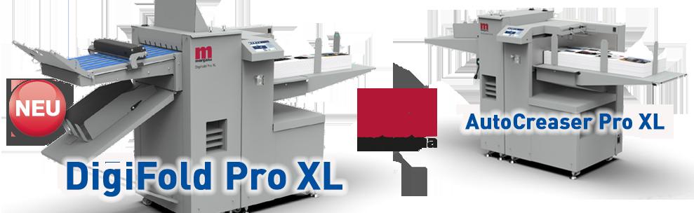 Morgana XL Maschinen